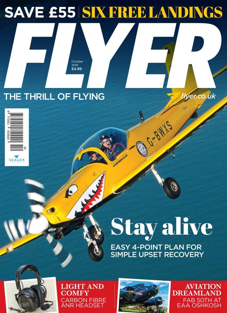 FLYER magazine October 2019