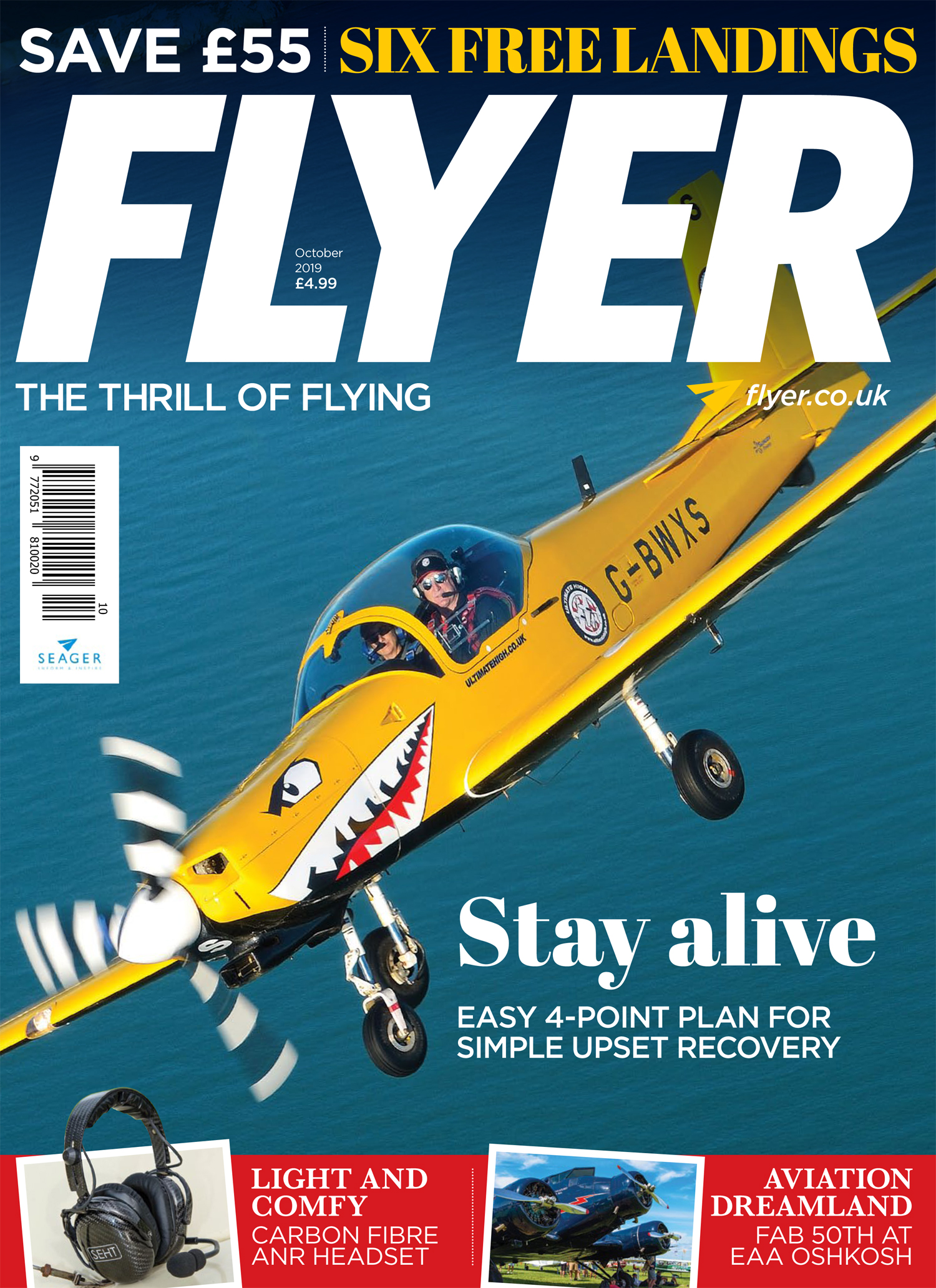 FLYER magazine October 2019