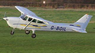 Cessna Barton ADS-B trial