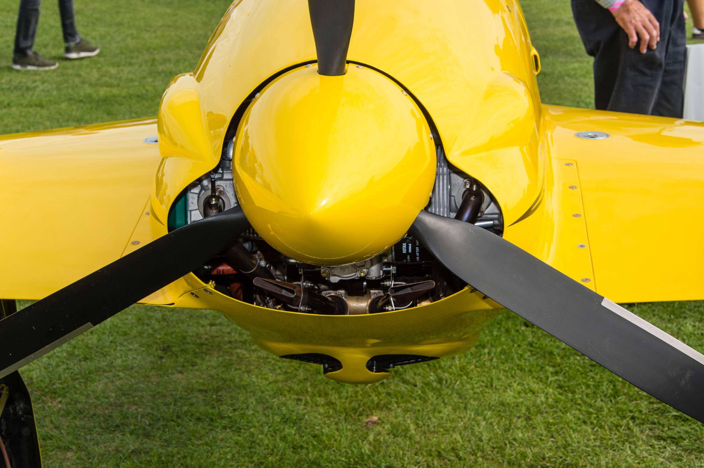 Shaw aircraft