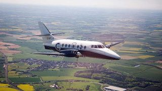 Cranfield Jetstream