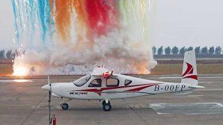 Chiona RX4E electric aircraft