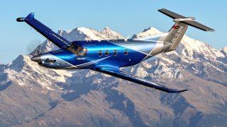 Pilatus PC-12 NGX