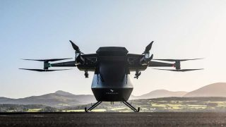 Vertical Aerospace eVTOL
