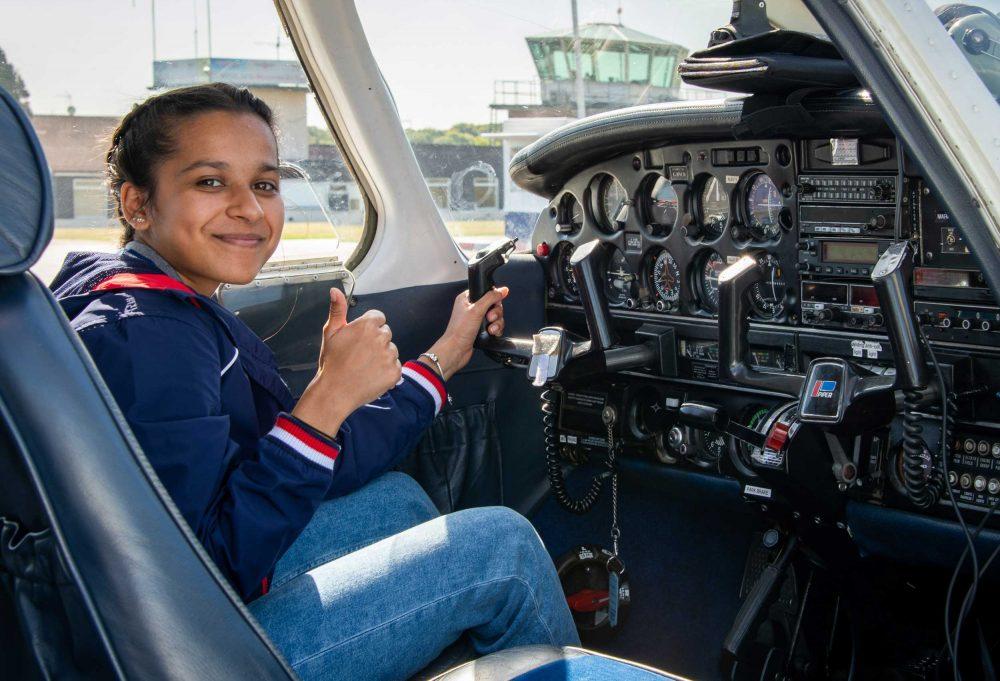 British Airways lfying lessons