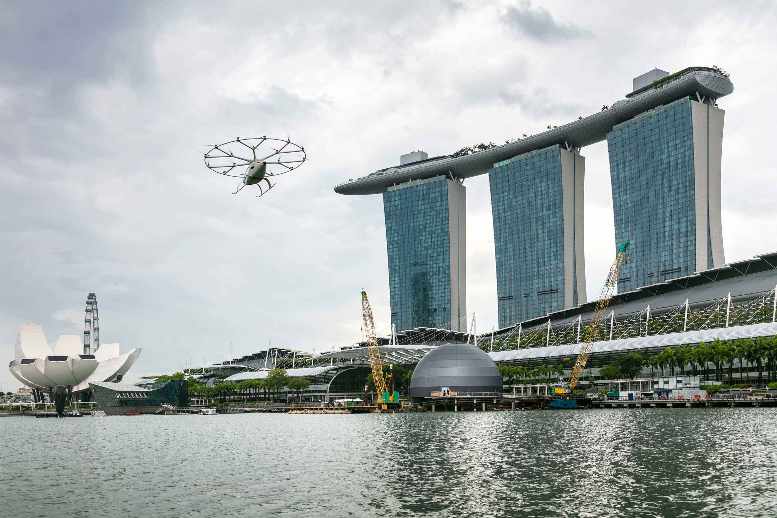 Volocopter Singapore