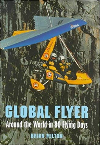 Global Flyer Brian Milton