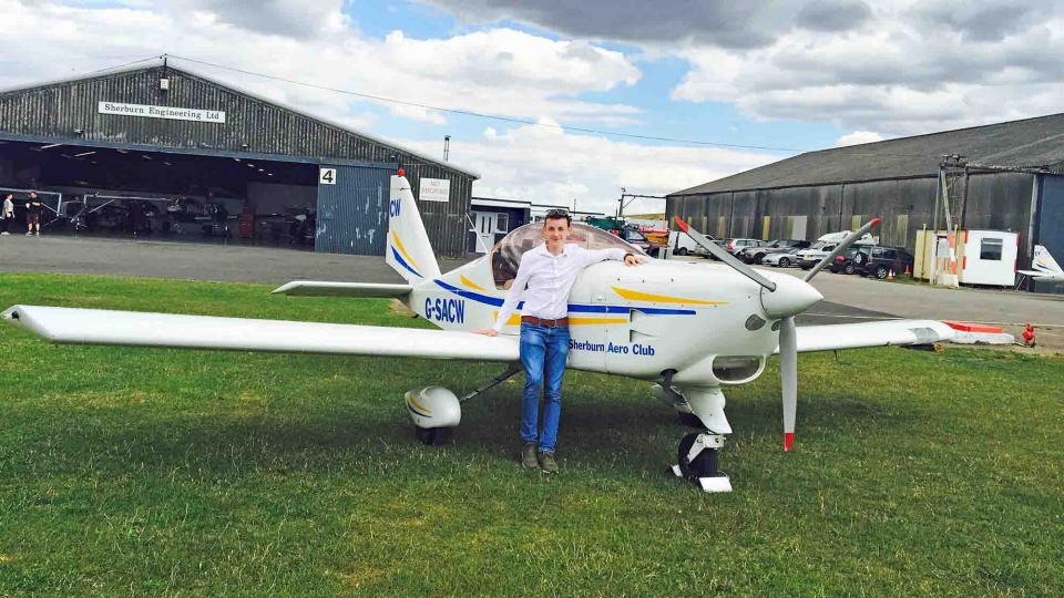 HCAP flying scholarships