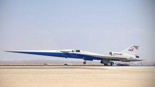NASA supersonic X-59