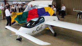 e-Go aeroplanes