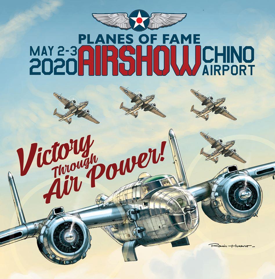 Chino airshow