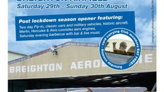 Breighton Summer BBQ & Fly-in