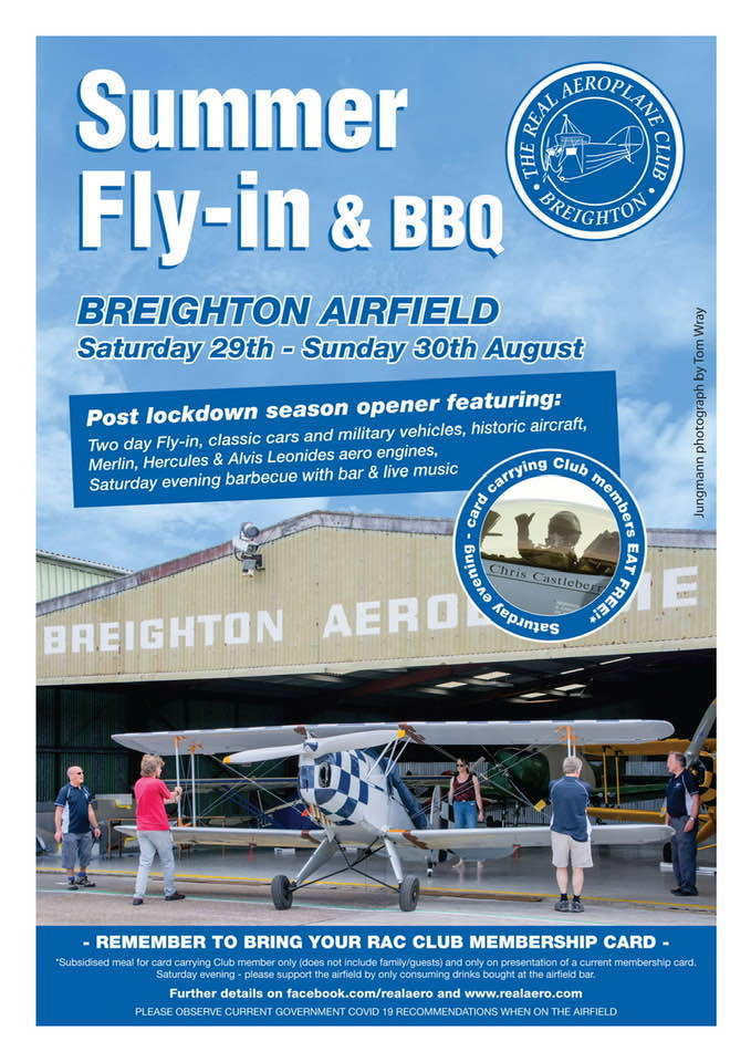 Breighton Summer BBQ & Fly-in