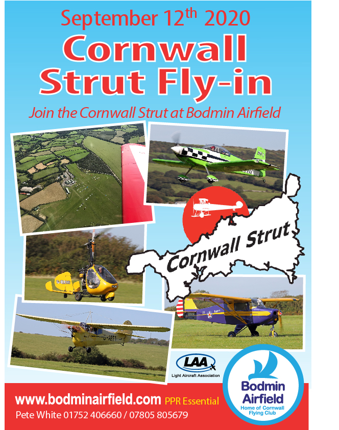 Bodmin fly-in