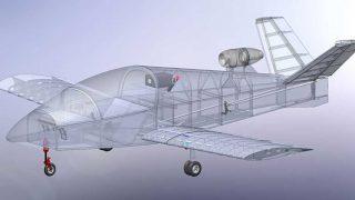 SubSonex 2-seat jet kit-lane