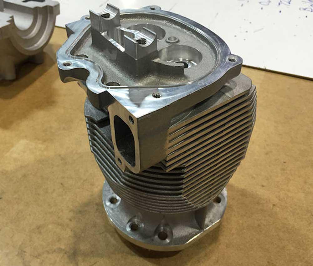 EPI cylinder