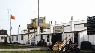 Croydon air traffic control tower 1920