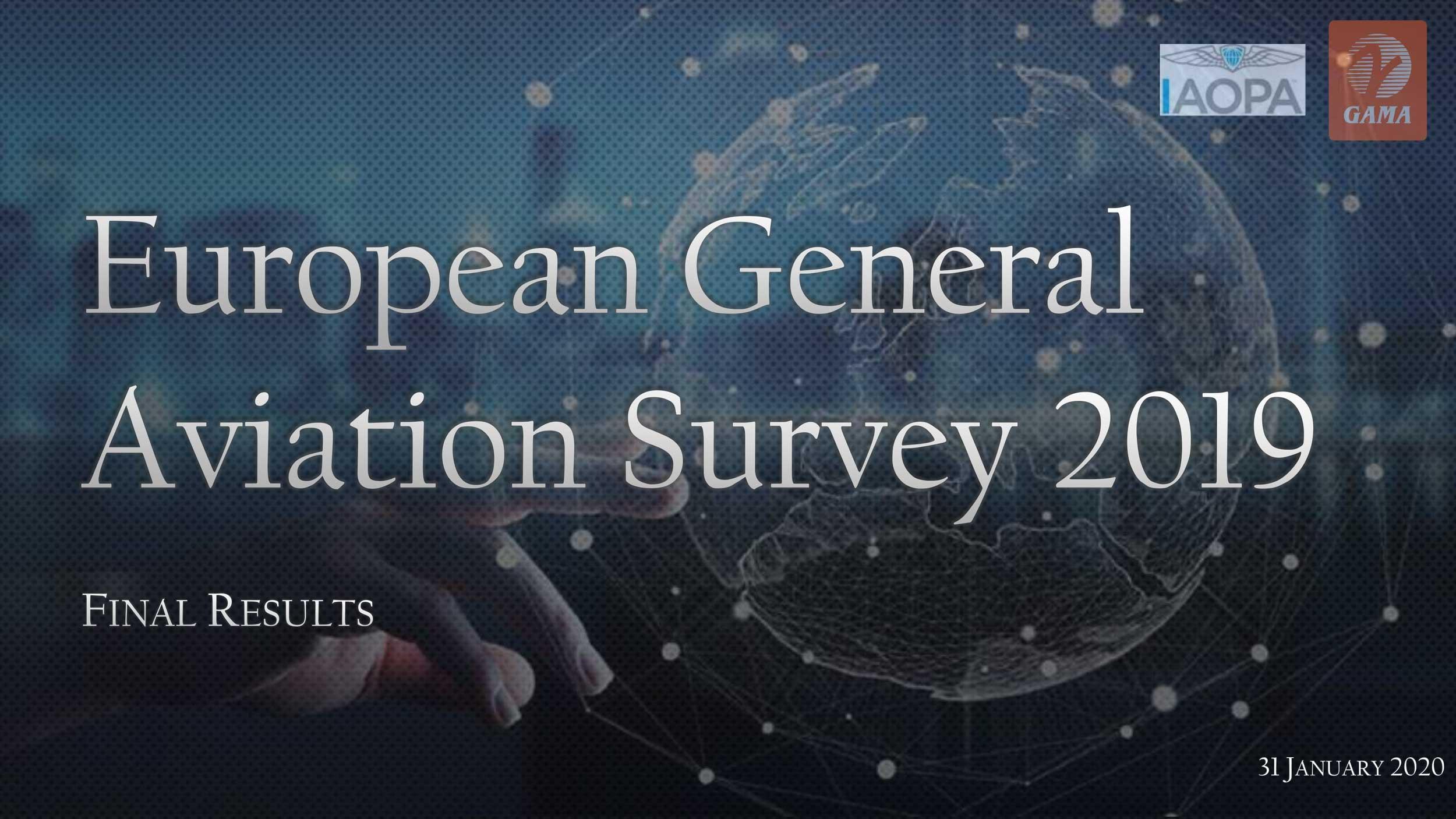 2019 GA survey