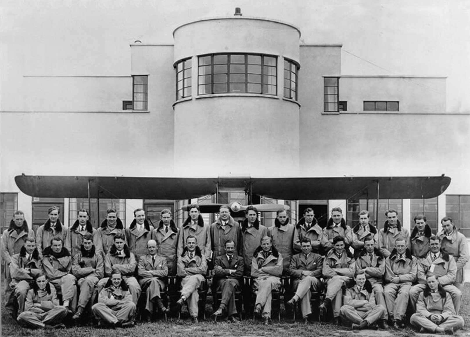Marshall flight school