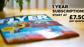 FLYER magazine best ever subscription offer