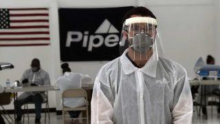 Piper Covid-19 face shield