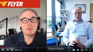 Steve Slater LAA