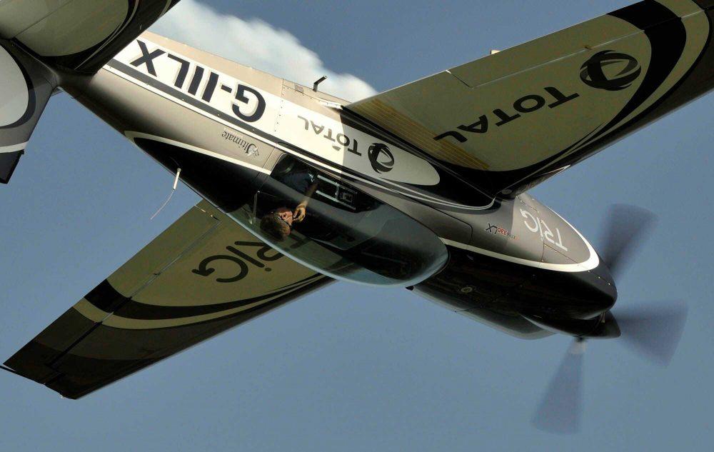 Ultimate Aerobatics