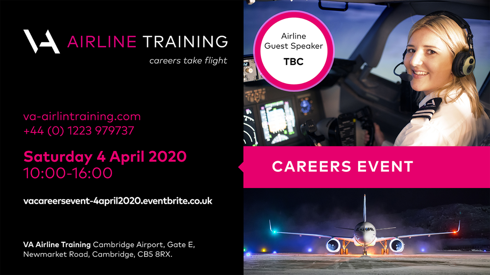 pilot careers event