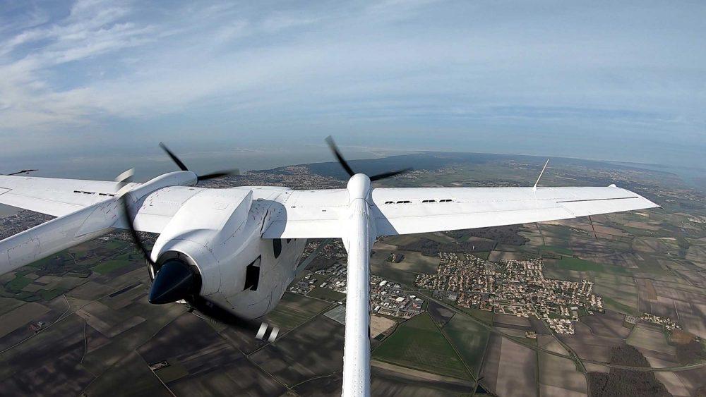 VoltAero Cassio flight tests
