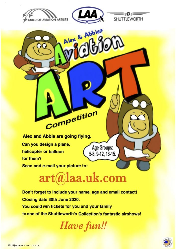 LAA art competition