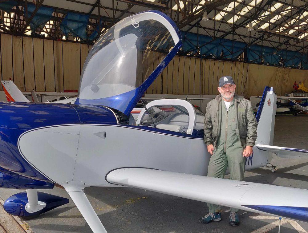 Skywatch ventilator flight