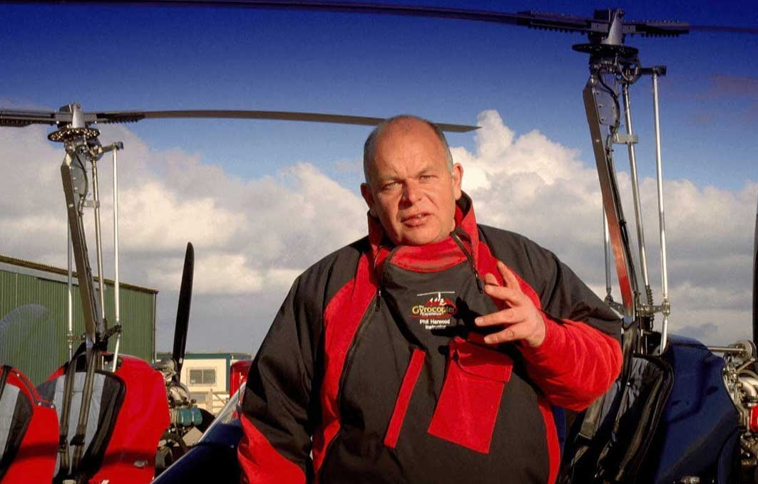 Phil Harwood