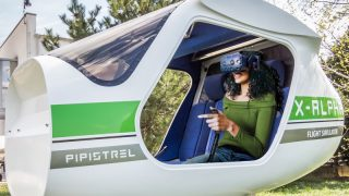 Pipistrel pilot training