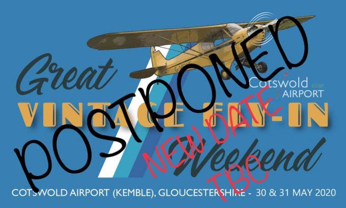 Great Vintage Fly-in Weekend
