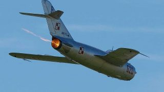 MiG-17PF for sale