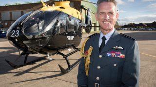 Sir Stephen Hiller RAF