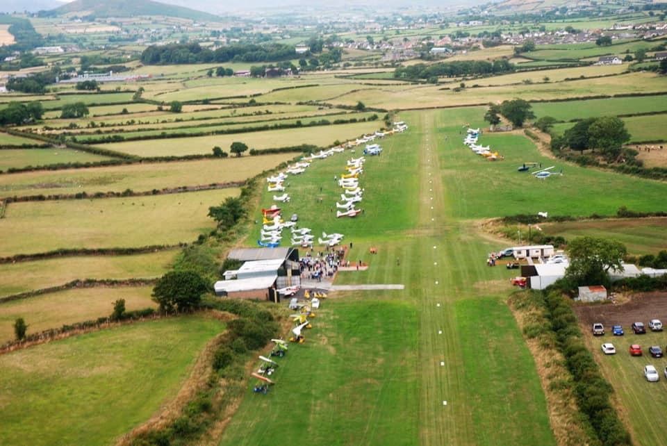 Derryogue Airport