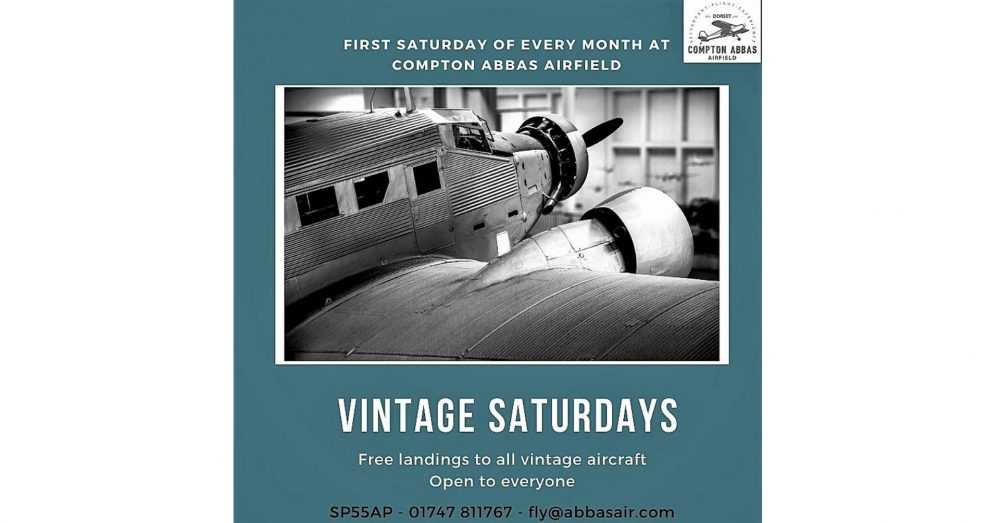 Compton Abbas Vintage Saturdays