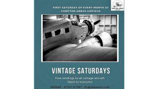 Compton Abbas Vintage Saturdays