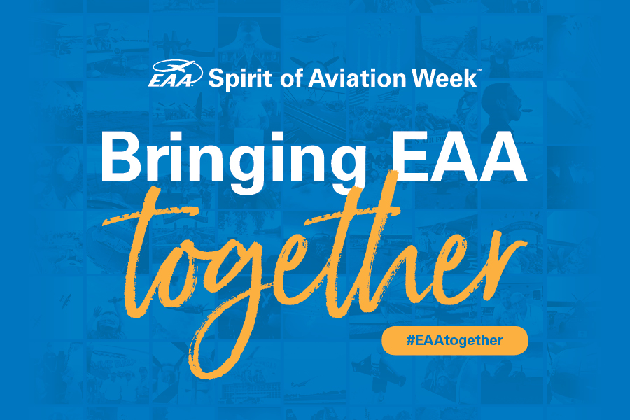 EAA Spirit of Aviarion Week 2020