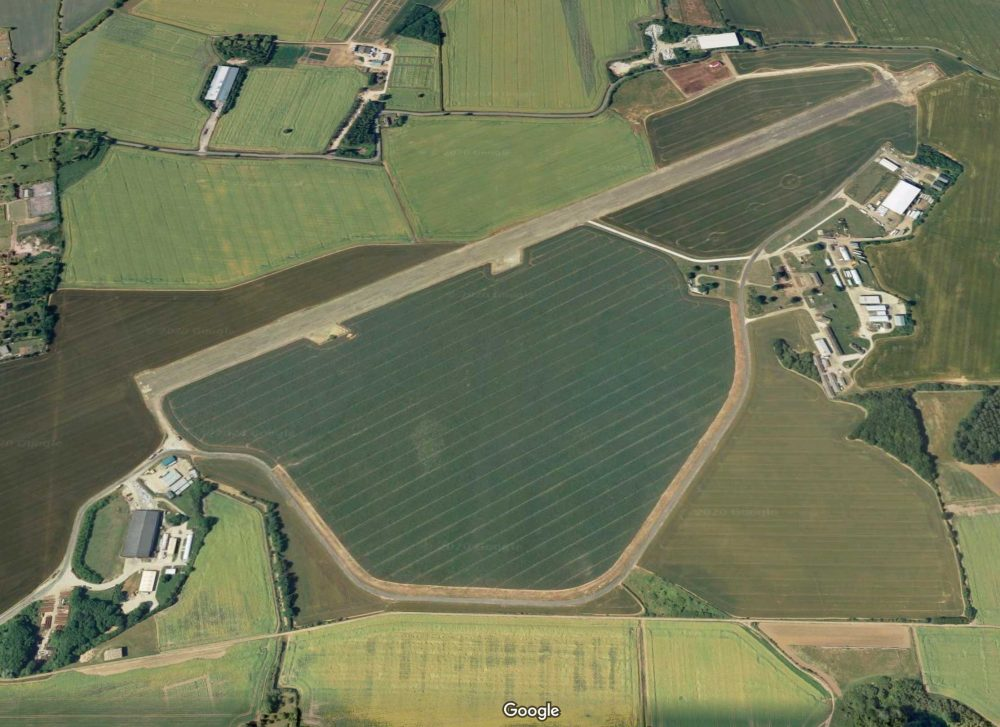 Little Staughton Airfield