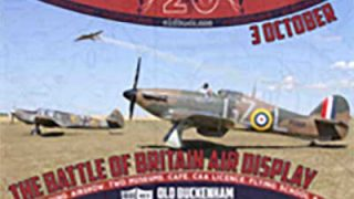 Old Buckenham Battle of Britain airshow 2020