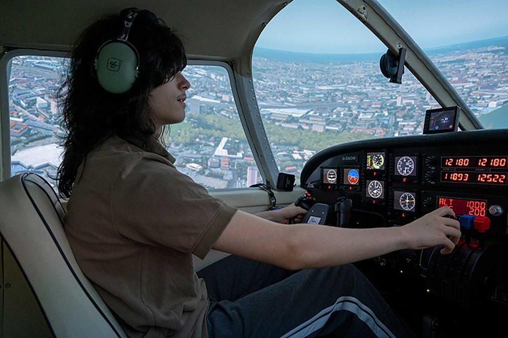 FlySnowdonia simulator