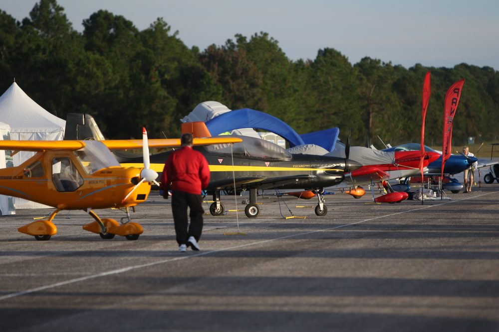 Deland sport aviation show