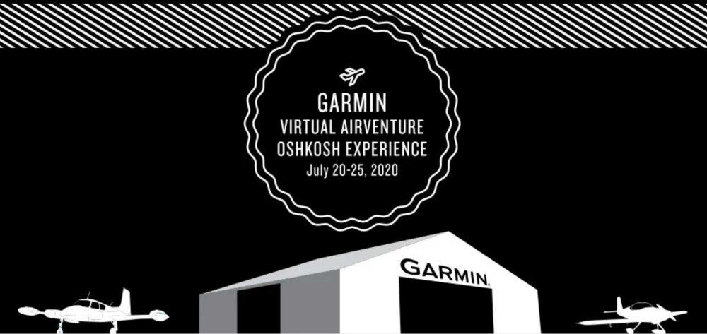 Garmin virtual Oshkosh