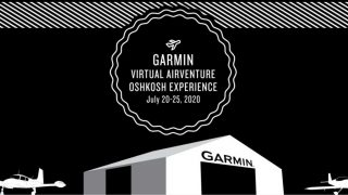 Garmin virtual Oshkosh