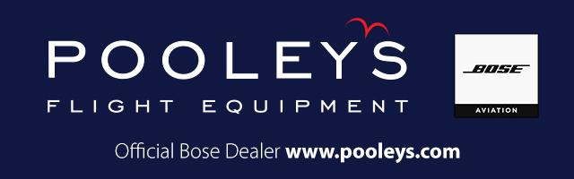 Pooleys ad
