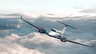 Beechcraft King Air 360