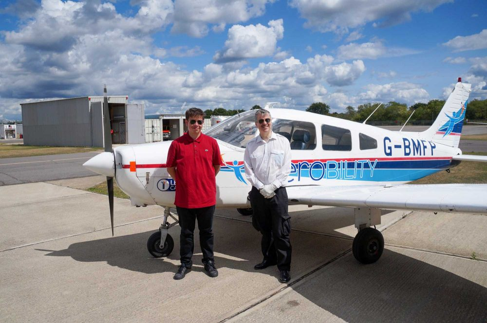Bradley Brockies Aerobility