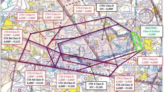 Brize Norton airspace